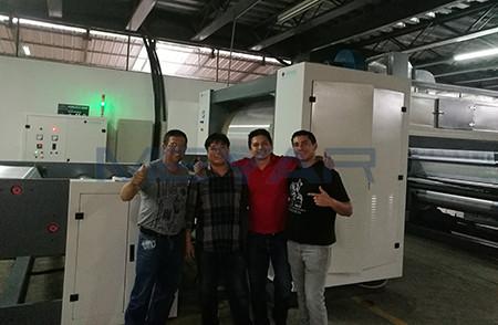 高强高模聚乙烯UD布生产线