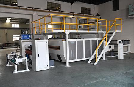 PP带复合生产线设备